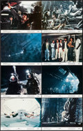 """Movie Posters:Science Fiction, Alien (20th Century Fox, 1979). Lobby Card Set of 8 (11"""" X 14"""").Science Fiction.. ... (Total: 8 Items)"""