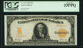 Large Size:Gold Certificates, Fr. 1171 $10 1907 Gold Certificate PCGS About New 53PPQ.. ...