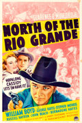 "Movie Posters:Western, North of the Rio Grande (Paramount, 1937). One Sheet (27"" X 40.75"").. ..."