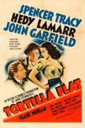 "Movie Posters:Drama, Tortilla Flat (MGM, 1942). One Sheet (27"" X 41"") Style D.. ..."