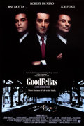 "Movie Posters:Crime, Goodfellas (Warner Brothers, 1990). International One Sheet (27"" X 40.5"").. ..."