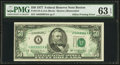 Error Notes:Offsets, Fr. 2119-A $50 1977 Federal Reserve Note. PMG Choice Uncirculated 63 EPQ.. ...