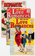 Golden Age (1938-1955):Romance, Comic Books - Assorted Golden Age Romance Comics Group of 14(Various Publishers, 1950s) Condition: Average VG.... (Total: 14Comic Books)
