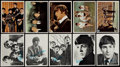 "Non-Sport Cards:Lots, 1964 Topps ""Beatles"" Collection (95). ..."