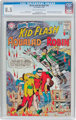 The Brave and the Bold #54 Kid Flash, Aqualad, and Robin (DC, 1964) CGC VF+ 8.5 Cream to off-white pages