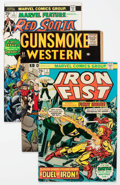 Silver Age (1956-1969):Miscellaneous, Comic Books - Assorted Silver-Modern Age Comics Group of 20 (Various Publishers, 1960s-80s) Condition: Average FR.... (Total: 20 Comic Books)