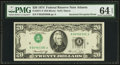 Error Notes:Inverted Third Printings, Fr. 2071-F $20 1974 Federal Reserve Note. PMG Choice Uncirculated64 EPQ.. ...