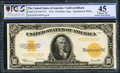Large Size:Gold Certificates, Fr. 1173 $10 1922 Gold Certificate PCGS Extremely Fine 45.. ...