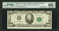 Error Notes:Miscellaneous Errors, Fr. 2072-D* $20 1977 Federal Reserve Note. PMG Gem Uncirculated 66 EPQ.. ...