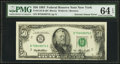 Error Notes:Ink Smears, Fr. 2125-B $50 1993 Federal Reserve Note. PMG Choice Uncirculated64 EPQ.. ...
