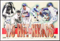 Autographs:Photos, Bob Feller, Sandy Koufax, & Nolan Ryan Signed OversizedPhotograph. ...