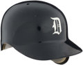 Baseball Collectibles:Hats, Detroit Tigers Game Worn Batting Helmet. ...