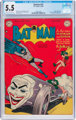 Batman #52 (DC, 1949) CGC FN- 5.5 Cream to off-white pages