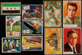 Non-Sport Cards:Lots, 1950's Topps/Bowman/Welch Sugar Non-Sports Card Collection(300+)....