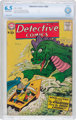 Detective Comics #252 (DC, 1958) CBCS FN+ 6.5 Off-white to white pages
