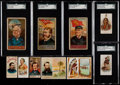 Non-Sport Cards:Lots, 1880's N1, N35, N36, N76, N78, N127, N189, N22 Rulers, LeadersTheme Collection (36). ...