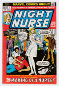 Bronze Age (1970-1979):Romance, Night Nurse #1 (Marvel, 1972) Condition: FN+....