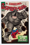 Silver Age (1956-1969):Superhero, The Amazing Spider-Man #41 (Marvel, 1966) Condition: Apparent FN+....