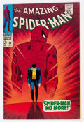 Silver Age (1956-1969):Superhero, The Amazing Spider-Man #50 (Marvel, 1967) Condition: Apparent VF....