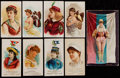 Non-Sport Cards:Lots, 1880's-90's N27, N83, N91, N109, N338 Collection (62). ...