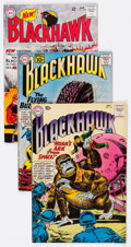 Silver Age (1956-1969):Superhero, Blackhawk Group of 45 (DC, 1960-66) Condition: Average VG/FN.... (Total: 45 Comic Books)