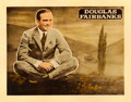 "Movie Posters:Photo, Douglas Fairbanks (Artcraft, 1918). Stock Half Sheet (22"" X 28"")....."