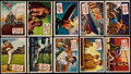 "Non-Sport Cards:Sets, 1954 Topps ""Scoops"" Partial Set (92/156). ..."