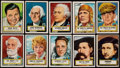 "Non-Sport Cards:Sets, 1952 Topps ""Look N See"" Partial Set (75/135). ..."