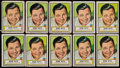 "Non-Sport Cards:Lots, 1952 Topps ""Look N See"" Shoe Box Collection (140) With Ten BabeRuth Cards. ..."
