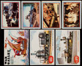 "Non-Sport Cards:Sets, 1953 Topps ""Fighting Marines"" Collection & 1955 R714-17 ToppsRails and Sails Partial Set. ..."