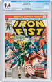 Iron Fist #9 (Marvel, 1976) CGC NM 9.4 Off-white to white pages