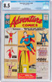 Adventure Comics #300 (DC, 1962) CGC VF+ 8.5 Off-white to white pages