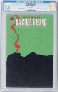 Modern Age (1980-Present):Horror, Rachel Rising #1 (Abstract, 2011) CGC NM+ 9.6 White pages....