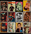 Non-Sport Cards:Lots, 1950's-1960's Non-Sports Show Box Collection (300+). ...
