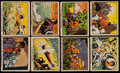 "Non-Sport Cards:Sets, 1936 Shutter-Johnson ""Tarzan and the Vault of Isis"" Partial Set (36/50). ..."