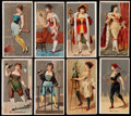 "Non-Sport Cards:Lots, 1887 N166 Goodwin and N502 Cameron & Cameron ""Occupations forWomen"" Collection. ..."