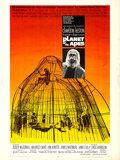"Movie Posters:Science Fiction, Planet of the Apes (20th Century Fox, 1968). Poster (30"" X 40"")....."