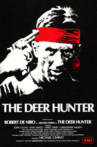 "The Deer Hunter (EMI, 1978). Full-Bleed British Double Crown (20"" X 30"")"