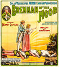 "Movie Posters:Drama, Brennan of the Moor (Exclusive Supply Corp., 1913). Six Sheet (80""X 88"").. ..."