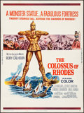 "Movie Posters:Adventure, The Colossus of Rhodes & Others Lot (MGM, 1961). Posters (2)(30"" X 40""). Adventure.. ... (Total: 2 Items)"