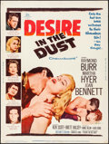 """Movie Posters:Crime, Desire in the Dust & Others Lot (20th Century Fox, 1960).Posters (3) (30"""" X 40""""). Crime.. ... (Total: 3 Items)"""