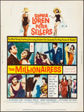 """Movie Posters:Comedy, The Millionairess (20th Century Fox, 1960). Poster (30"""" X 40""""). Comedy.. ..."""