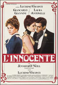 """Movie Posters:Foreign, L'innocent & Other Lot (Rizzoli Film, 1976). Italian 2 - Foglis (2) (38"""" X 55""""). Foreign.. ... (Total: 2 Items)"""
