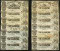 Obsoletes By State:Louisiana, Two Dozen State of Louisiana $5 Notes.. ... (Total: 24 notes)