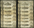 Obsoletes By State:Louisiana, State of Louisiana $5 Notes.. ... (Total: 25 notes)