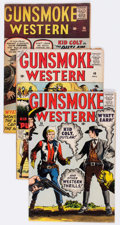 Silver Age (1956-1969):Western, Gunsmoke Western Group of 6 (Marvel, 1958-63) Condition: AverageVG.... (Total: 6 Comic Books)