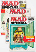 Magazines:Mad, MAD Group Magazine Group of 21 (EC, 1970s) Condition: AverageVG.... (Total: 21 Comic Books)