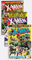 X-Men Group of 18 (Marvel, 1975-80) Condition: Average GD.... (Total: 18 Comic Books)