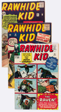 Silver Age (1956-1969):Western, Rawhide Kid #18, 32, and 35 Group (Marvel, 1960-63) Condition:Average FN/VF.... (Total: 3 Comic Books)