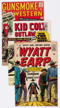 Silver Age (1956-1969):Western, Silver Age Western Group of 8 (Various Publishers, 1960s)Condition: Average FN/VF.... (Total: 8 Comic Books)